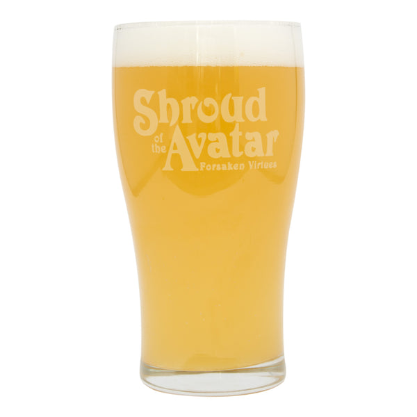 Shroud of the Avatar™ Pint Glasses (4)