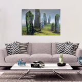 Standing Stones Canvas with Couch Example