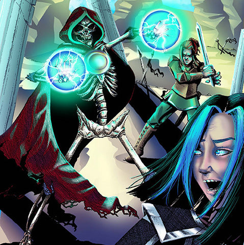 Issue #1 > New Beginnings > Shroud of the Avatar™ Comic Book