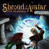 Issue #0 > New Beginnings > Shroud of the Avatar™ Comic Book