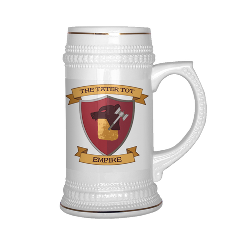 SotA Guilds - Tater Tot Empire - 22oz Beer Stein