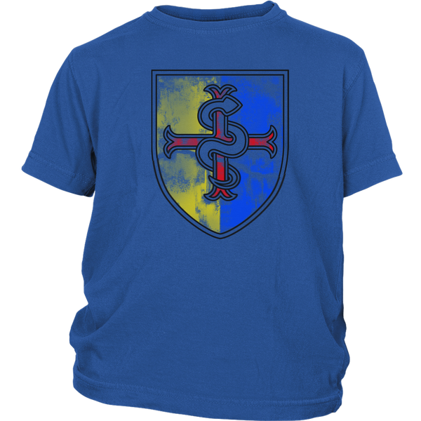 Lord British Crest Kids Tee