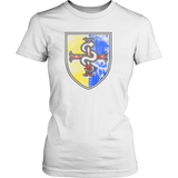 Lord British Crest Womens Tee