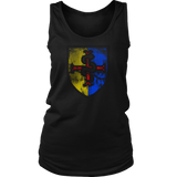 Lord British Crest Womens Tank