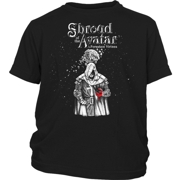 SotA Title Art Woodcut Kid's Tee