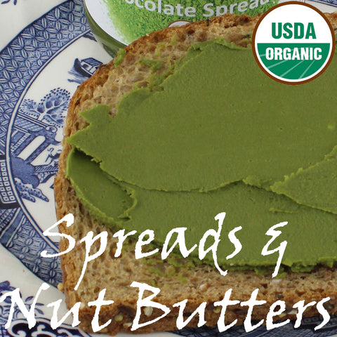 Spreads & Nut Butters