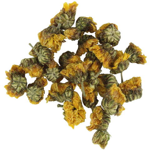 Boseong Chrysanthemum Blossom Tisane Herbal Tea