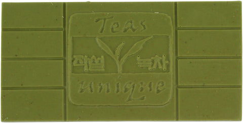 Matchacolate Green Tea Matcha with Mandarin Orange Chocolate Bar, 3oz (85g)