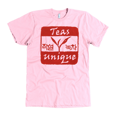 "Unisex ""Teas Unique"" T-Shirt, 100% Cotton, Made in USA"