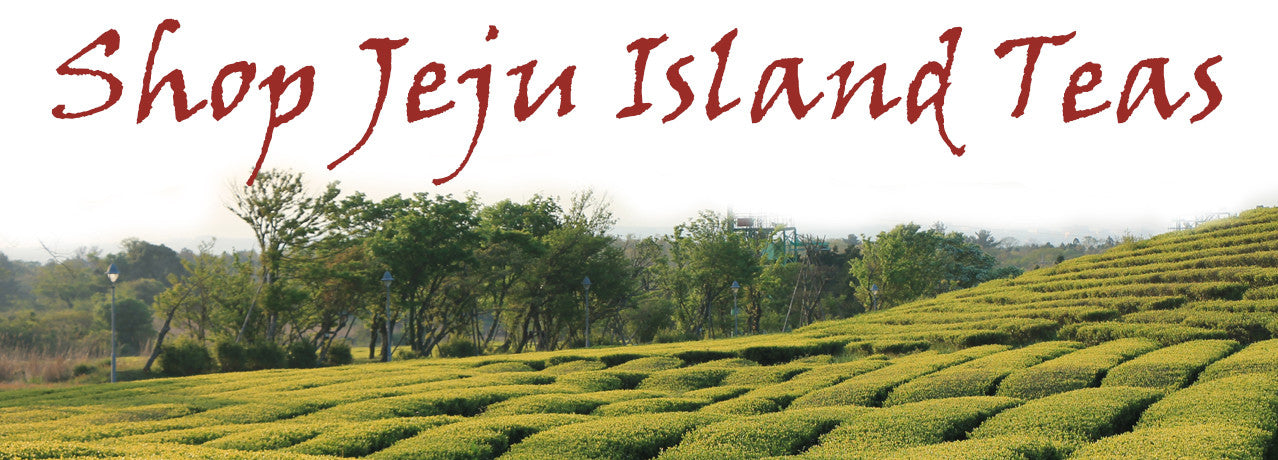 Shop Jeju Island Teas