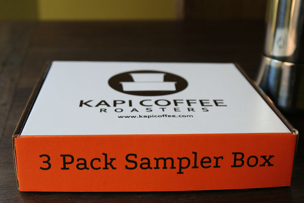 Single Origin Box Set