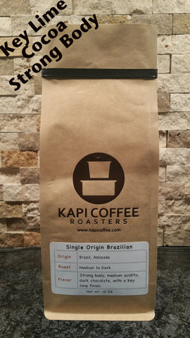 Single Origin Brazil - Amizade
