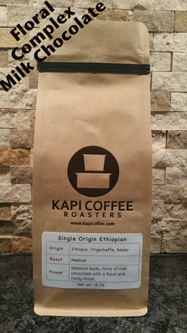 Single Origin Ethiopian Yirgacheffe