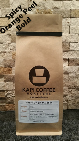 Single Origin Indian Monsooned Malabar