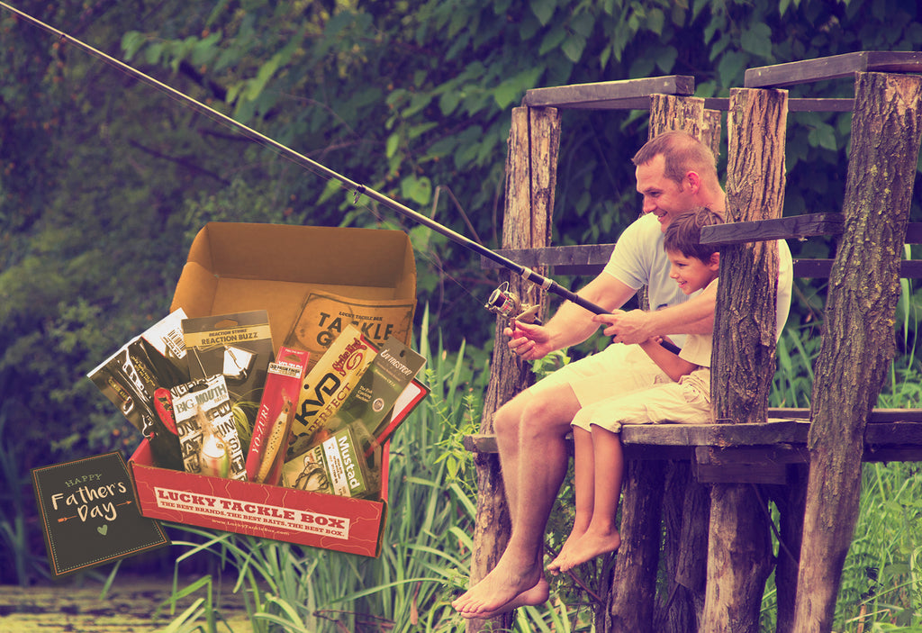 Fathers Day Cookie Tackle Box