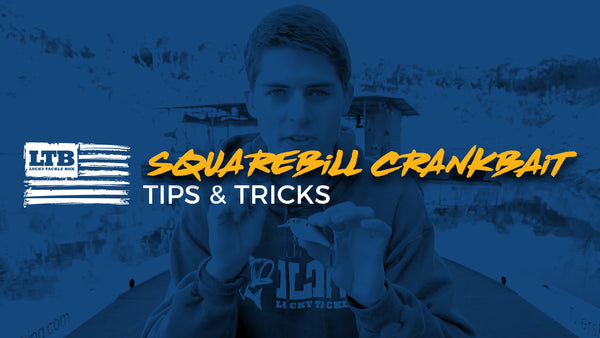 Tips for Fishing a Squarebill Crankbait
