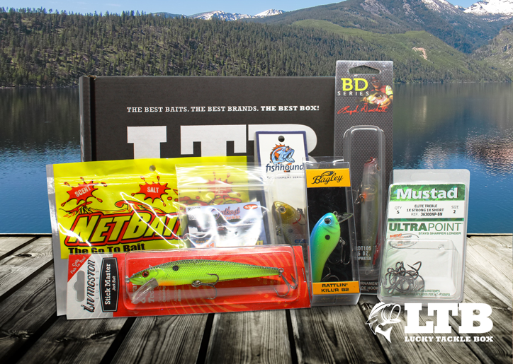 Lucky Tackle Box BassXL February 20156