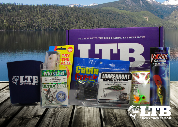 February 2016 Lucky Tackle Box Walleye Box Lucky Tackle Box