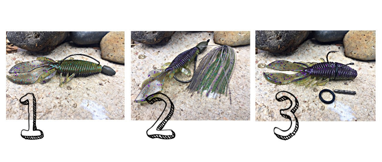 3 Ways to Rig a Beaver – LUCKY TACKLE BOX