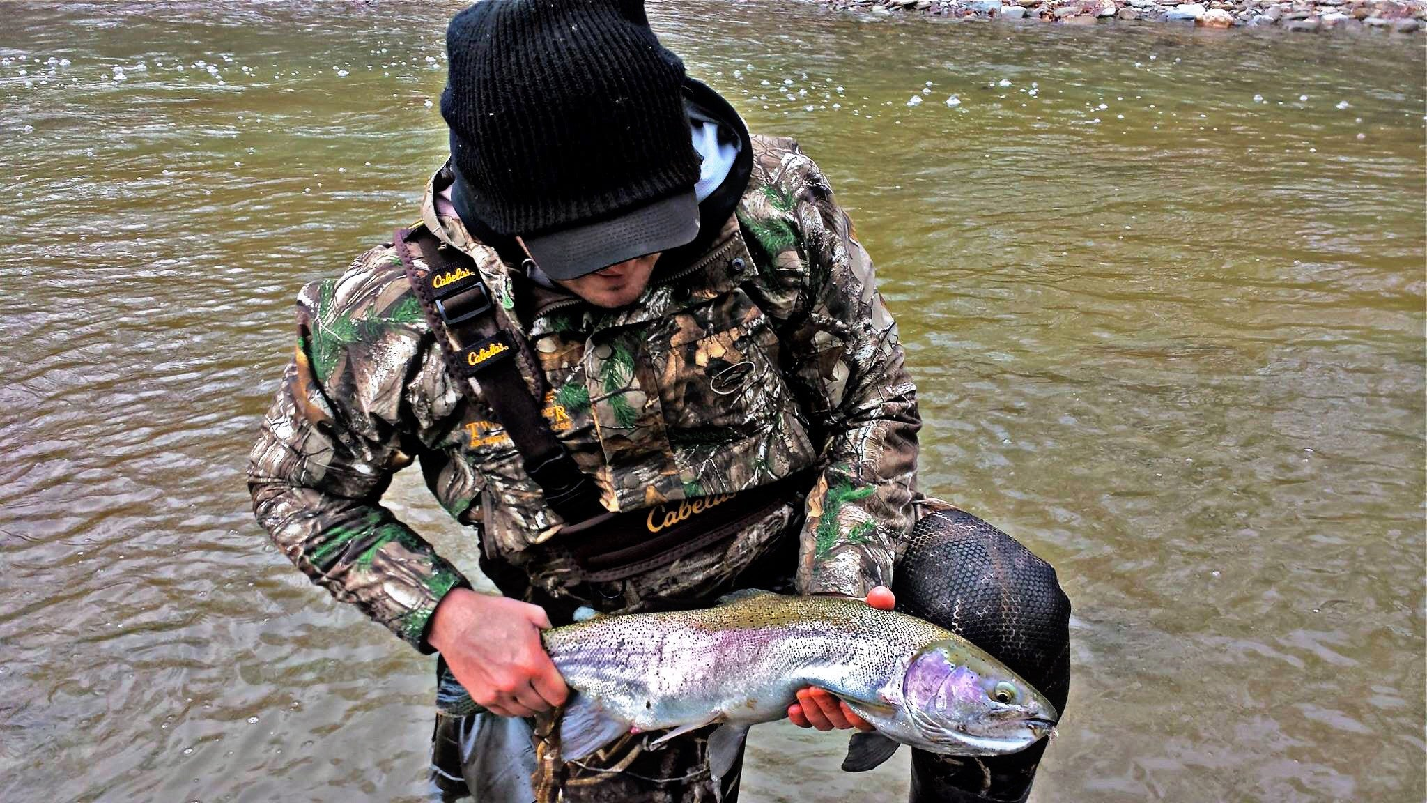 5 Tips for Fishing Small Streams