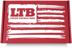 Lucky Tackle Box | Monthly Fishing Bait & Tackle