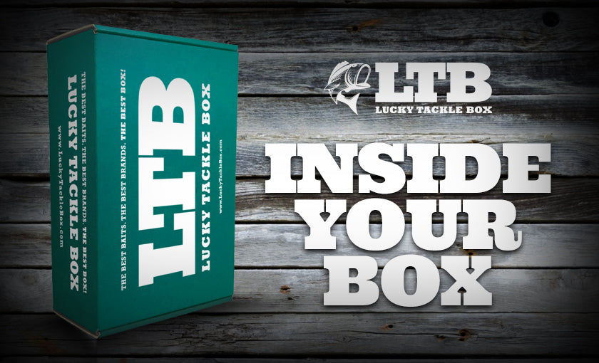 May 2016 Lucky Tackle Box - Inshore Saltwater Box – LUCKY