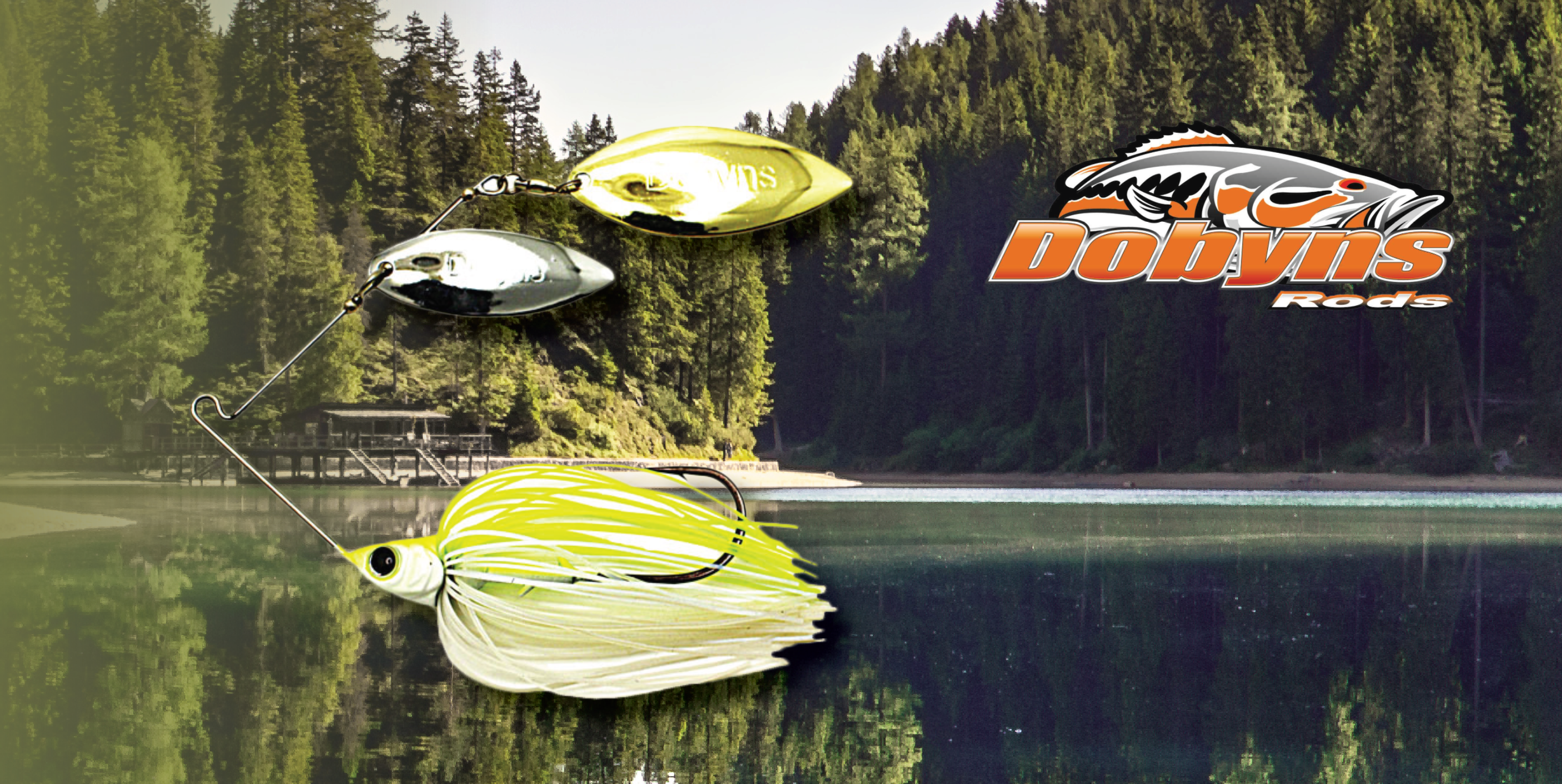 IN THE BOX - Dobyns D-Blade Advantage Spinnerbait