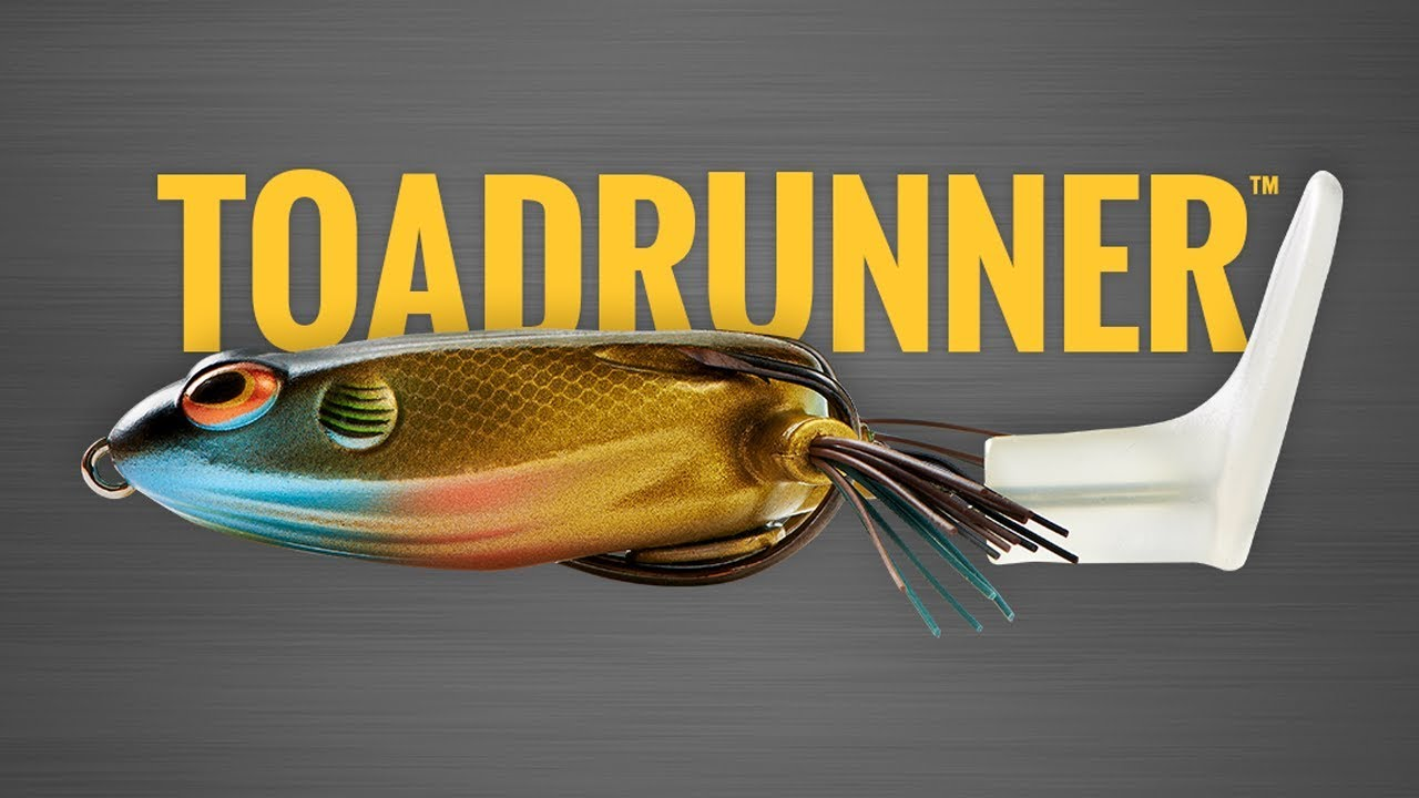 BOOYAH Bait Co. Introduces the ToadRunner