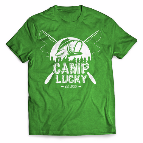 Camp Lucky T-Shirt