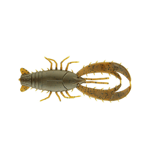 Real Deal Craw, 7 count (Green Pumpkin)