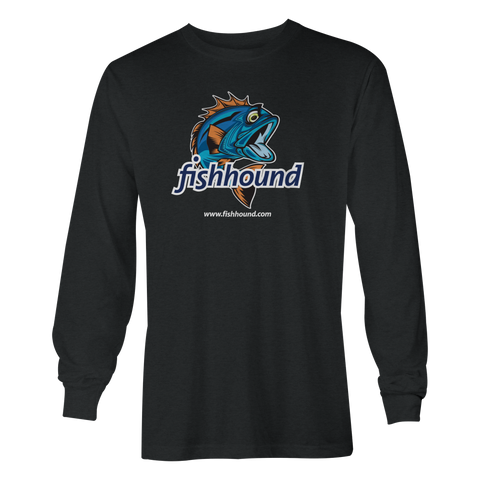 SOLD OUT - Fishhound Long Sleeve Shirt - Black