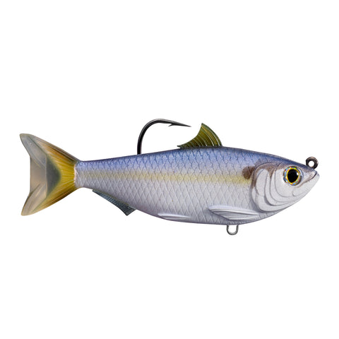 Threadfin Shad Swimbait 4.5""