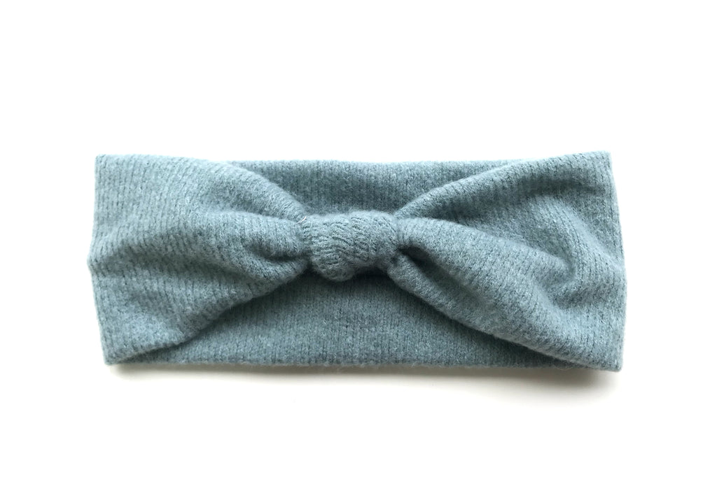 Le bandeau douceur / The Soft Headband