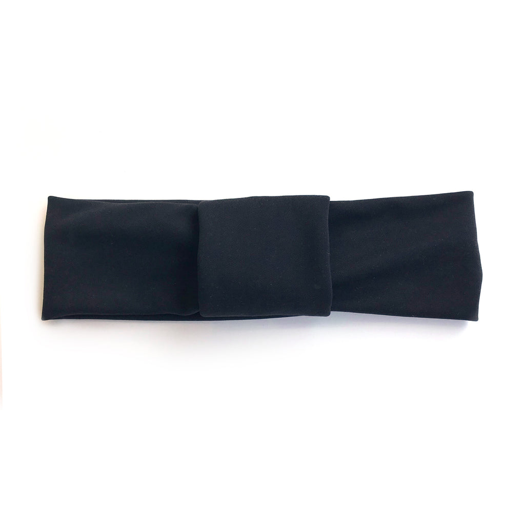 Le bandeau carré / The Squared Headband
