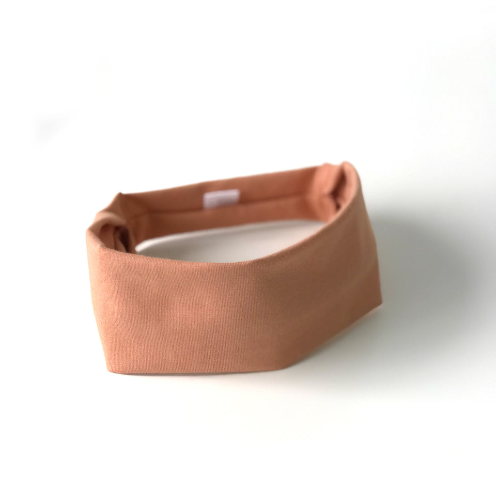 Le bandeau Plat/ The Flat Headband