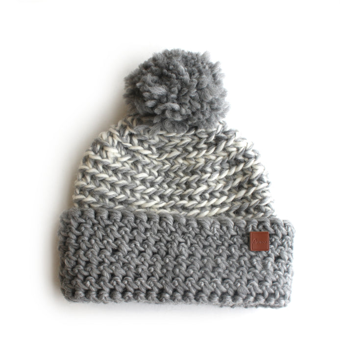 "La tuque ""juste-de-la-laine"" / The ""Only Wool"" Hat"