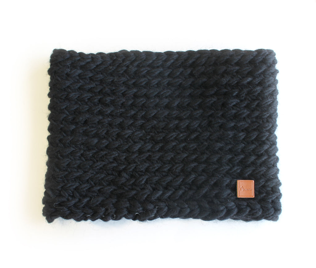 Le col cache-cou / The Neck Warmer