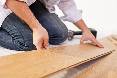 Step By Step Guide To Laminate Flooring Plank Replacements Tas