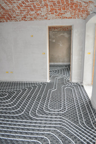 In-Floor Heating Systems Flooring