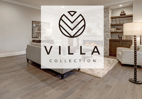 The Villa Hardwood Collection