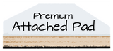 Premium Attached Pad