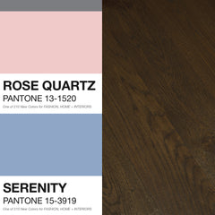 Pantone Colors of 2016 with Latitudes 6 Hardwood Harbor Pointe
