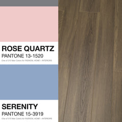Pantone Colors of 2016 with Bentley Laminate Arlington