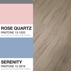 Pantone Colors of 2016 with Liberty Luxury Vinyl Corinth