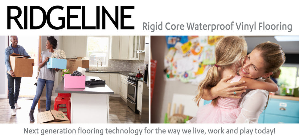 Ridgeline - Rigid Core Waterproof Vinyl Flooring