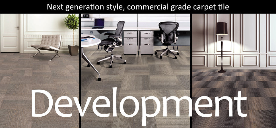 Development - Commercial Grade Carpet Tile