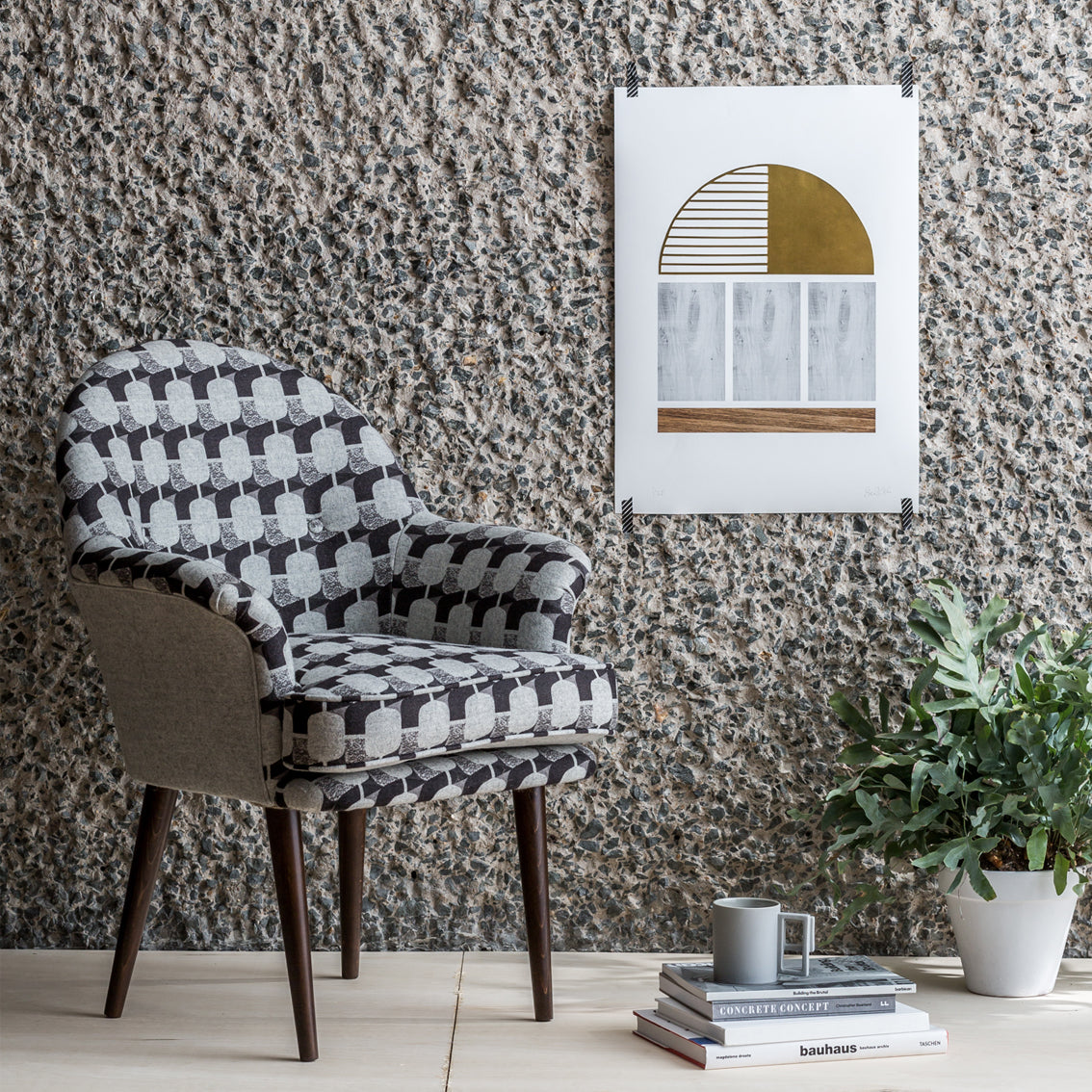 Limited Edition Lauderdale Chairs at the Barbican