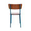 The Original Contemporary School Chair - Mahogany 12