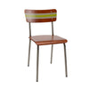 The Original Contemporary School Chair - Stripe 30