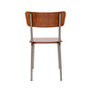 The Original Contemporary School Chair - Mahogany
